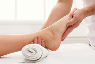 Reflexology Services available at Massage Works Therapy Center in Fort Wayne